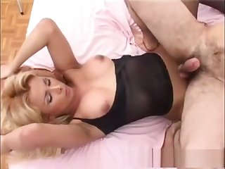 Mutual Sex With A blond TS prostitute