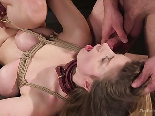 Sexy super curvy babe Stella Cox gets her UK asshole pile driven hard