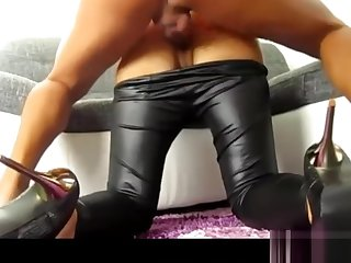 German MILF with big tits anal and doggystyle