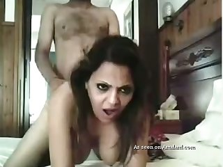 That's one happily married couple and this horny woman loves doggy style