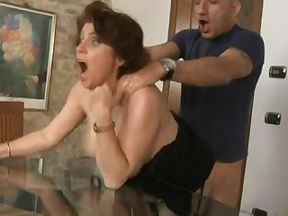 Mature Italian-english Bitch