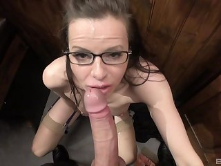 Fucking video with a nasty priest and mature pornstar Amica Bentley