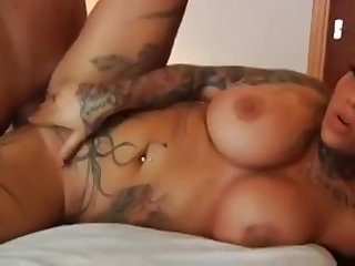 Tattooed Women needs some cock to have fun
