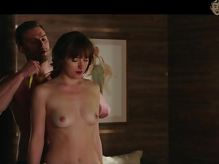 Underskirt nude scenes and titties flashing by Lucy Hale are cock hardening