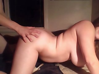 Thick Teen Getting Wrecked