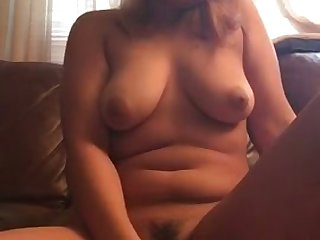 This wanton chick can't live without her toy and she is always horny and wet