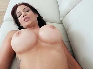 French brunette milf anal Ryder Skye in Stepmother Sex