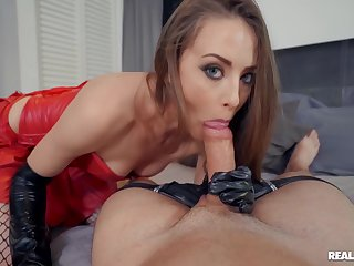 BDSM styled shagging with Sloan Harper