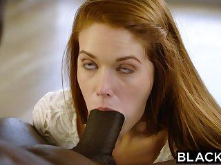 Blacked Redhead Kimberly Brix First Big Black Male Stick - FUCK MOVIE