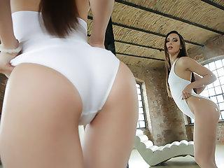 Horny Ballerina